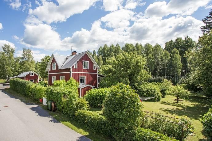 Bild: 4 rum villa på Kvarnvägen 1, Lindesbergs kommun
