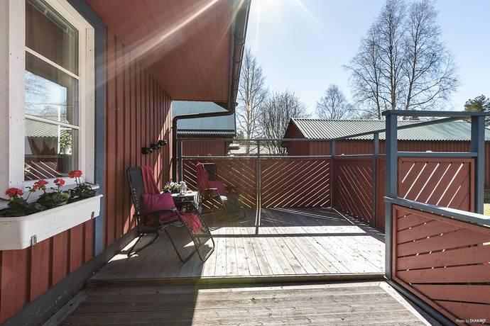 Bild: 5 rum villa på Domarvägen 11, Luleå kommun Gammelstad