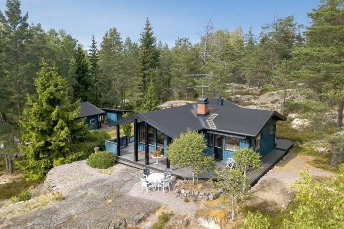 Bild: 4 rum villa på Bärstigen 10, Trosa kommun VÄSTERLJUNG