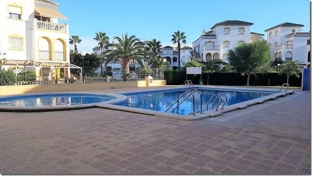 Bild: 3 rum bostadsrätt på Trevlig lägenhet med solig terrass, Spanien Costa Blanca Söder