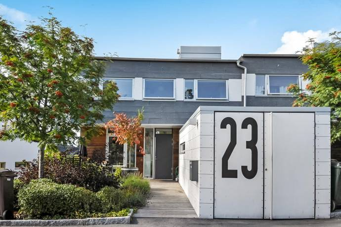 Bild: 5 rum radhus på Dalgårdsvägen 23, Stockholms kommun Enskededalen