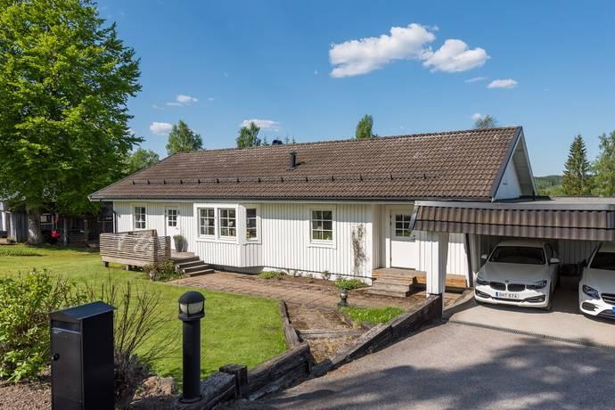 Bild: 5 rum villa på Enevägen 6, Borås kommun Sjömarken