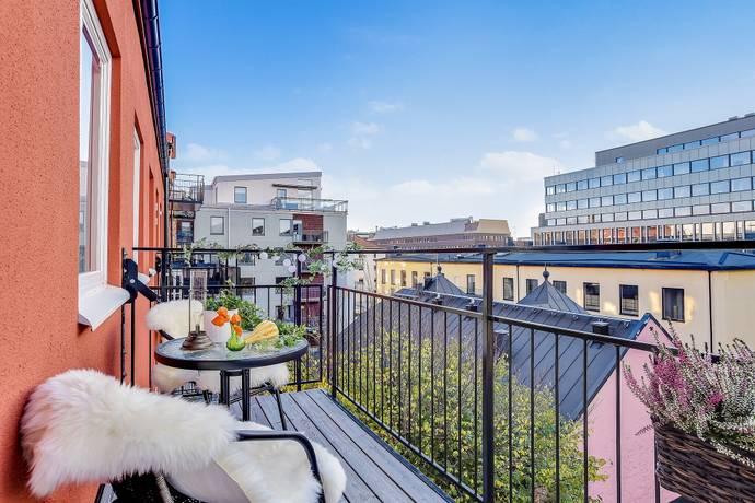 Bild: 2 rum bostadsrätt på Rosengatan 8, Sundbybergs kommun Centrala Sundbyberg