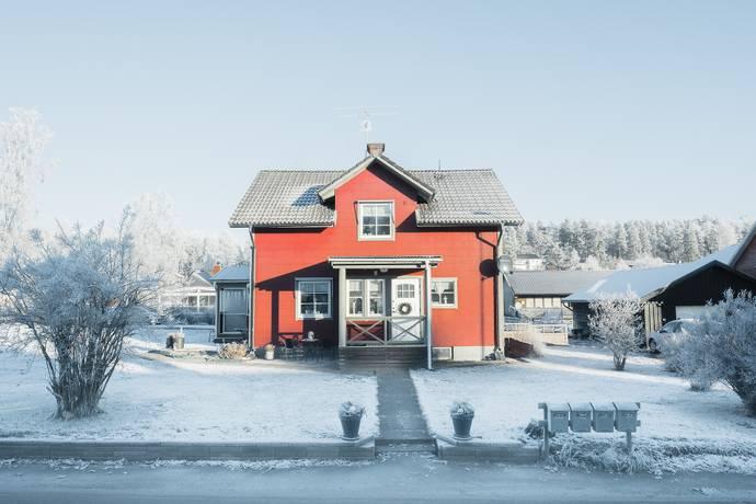 Bild: 5 rum villa på Granlidsgatan  11, Degerfors kommun Ramshöjden