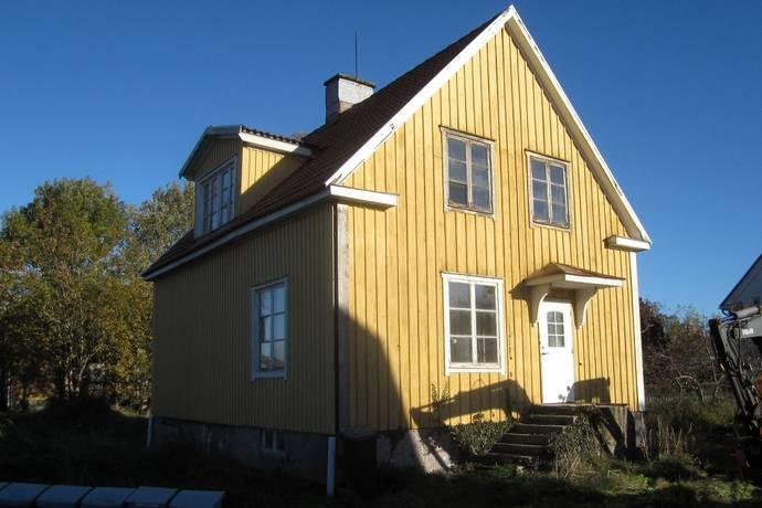 Bild: 6 rum villa på Kyrkogatan 14/Villagatan 1, Vara kommun Vedum