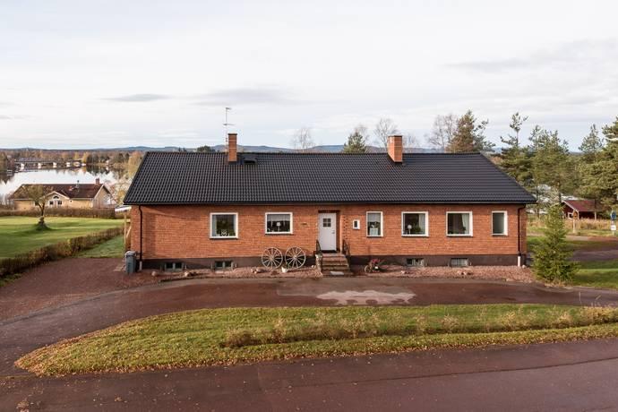 Bild: 6 rum villa på Frustugevägen 13, Mora kommun Noret