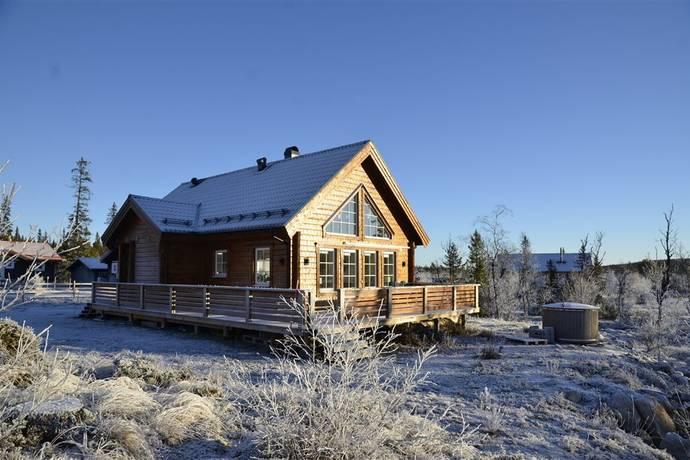 Bild: 5 rum fritidshus på Vemdalsskalet Solvargsvägen 41, Härjedalens kommun Solvargen