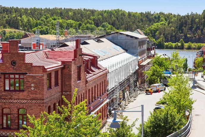 Bild: 4 rum bostadsrätt på Winborgs Väg 21, Nacka kommun Järla Sjö