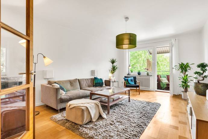 Bild: 3 rum bostadsrätt på Becksjudarvägen 47, 3tr, Nacka kommun Finntorp