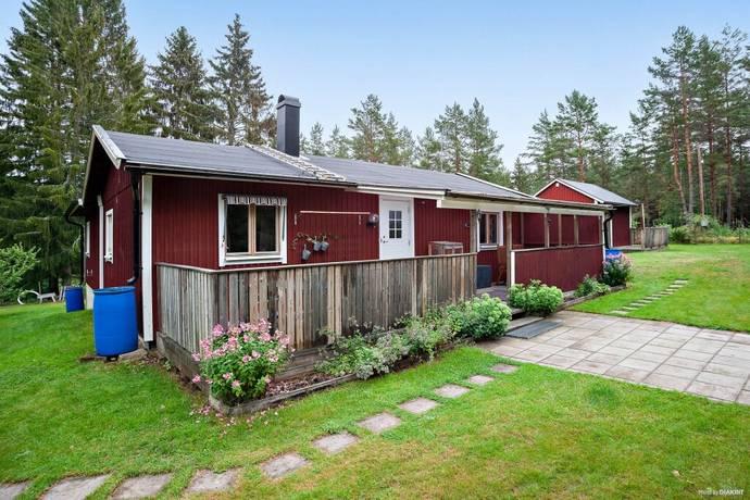 Bild: 3 rum villa på Stolpstugan 1, Nyköpings kommun