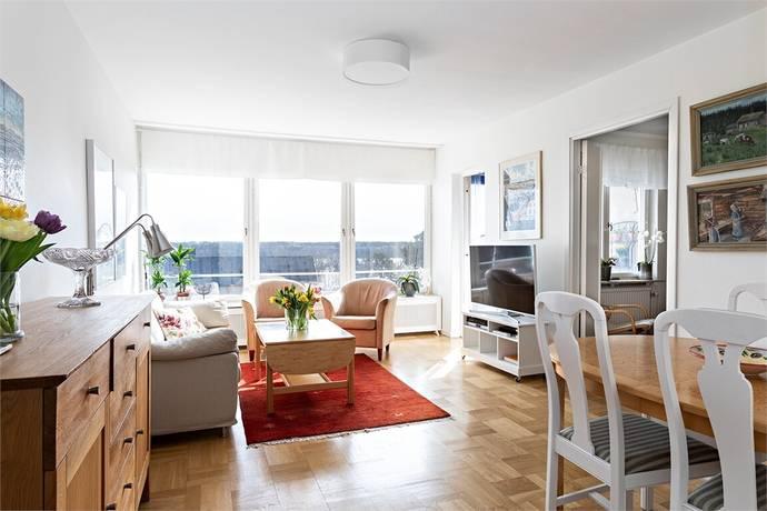 Bild: 3 rum bostadsrätt på Mirabellbacken 14, Vån 1,5, Stockholms kommun Hässelby Strand