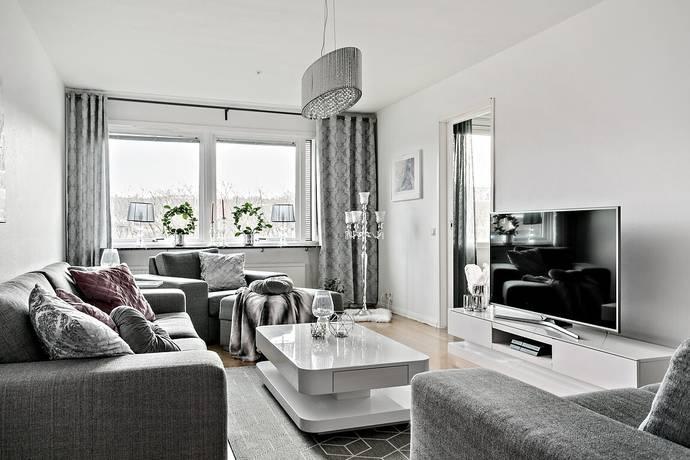 Bild: 3 rum bostadsrätt på Solhagagatan 80, Göteborgs kommun Hisings Kärra