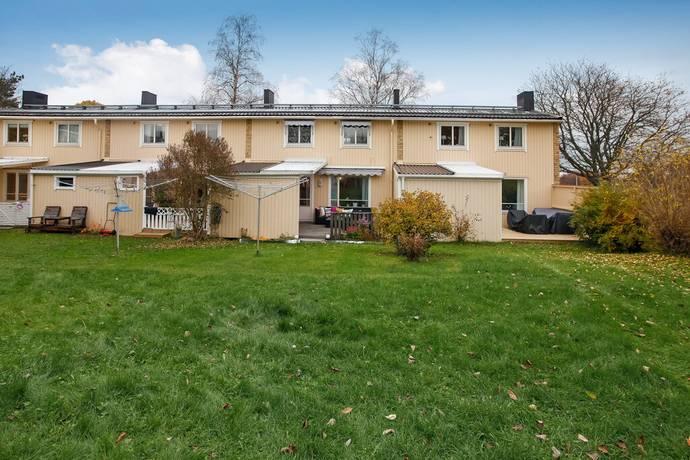 Bild: 4 rum bostadsrätt på Jägargatan 20 C, Gävle kommun Sörby