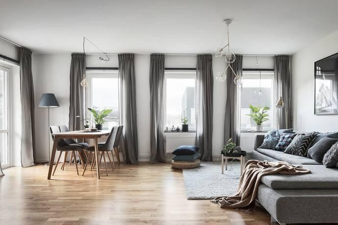 Bild: 3 rum bostadsrätt på Boplatsvägen 7, Sundbybergs kommun Järvastaden