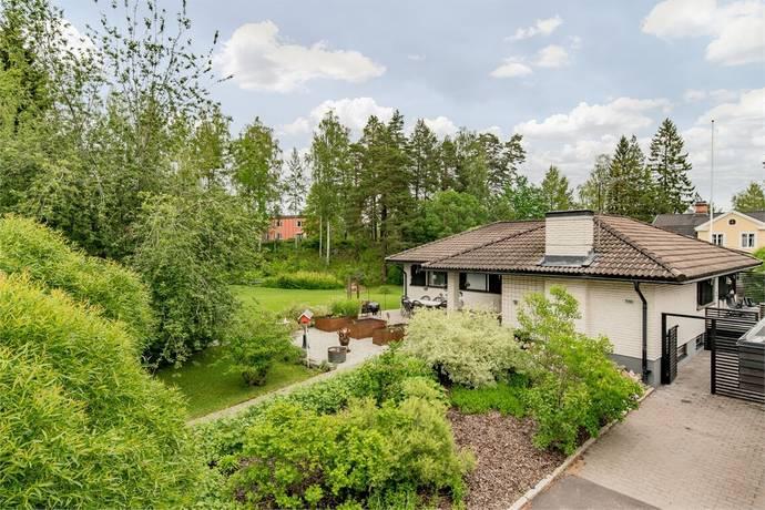 Bild: 4 rum villa på Källgatan 10, Hofors kommun Centralt
