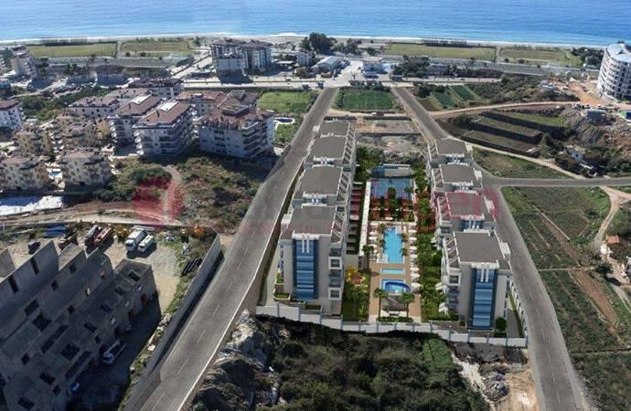 Bild: bostadsrätt på Kestel Aura Blue Apartment, Turkiet Kestel
