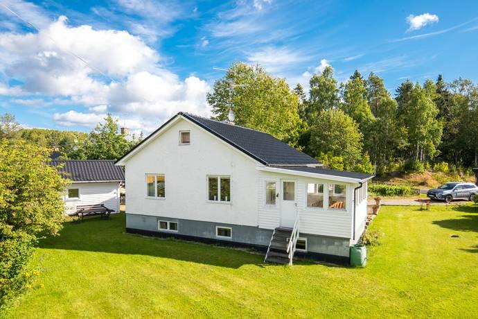 Bild: 3 rum villa på Skovelvägen 13, Söderhamns kommun Ljusne