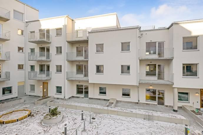 Bild: 3 rum bostadsrätt på Finn Malmgrens väg 2A, Stockholms kommun Hammarbyhöjden