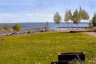 Bild: tomt på Tomt vid sjön Skagern, Delebäckstorp, Gullspångs kommun Västergötland