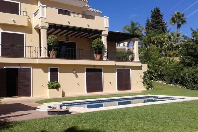 Bild: 7 rum villa på Villa, Marbella - El Rosario - Costa del Sol, ES, Spanien El Rosario