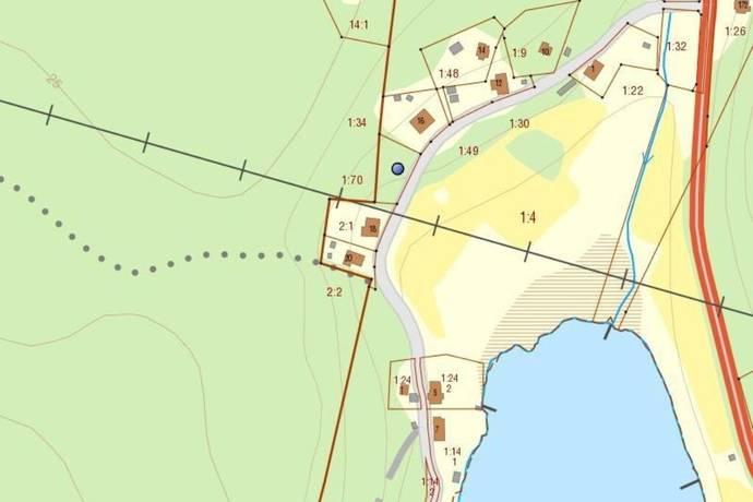 Bild: tomt på Västra Dragsnäsvägen 16a, Ronneby kommun Ronneby