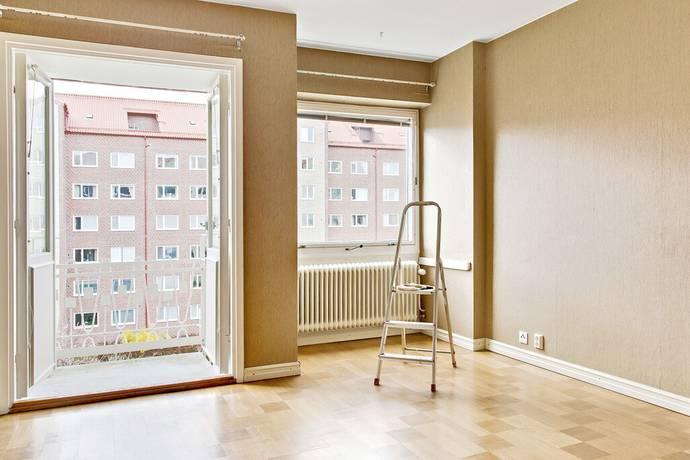 Bild: 3 rum bostadsrätt på Köpenhamnsvägen 45 A, Malmö kommun Slottstaden