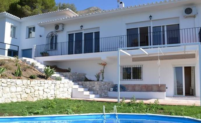 Bild: 5 rum villa på MIJAS PUEBLO-En fantastisk villa med separat gästlägenhet, Spanien Mijas