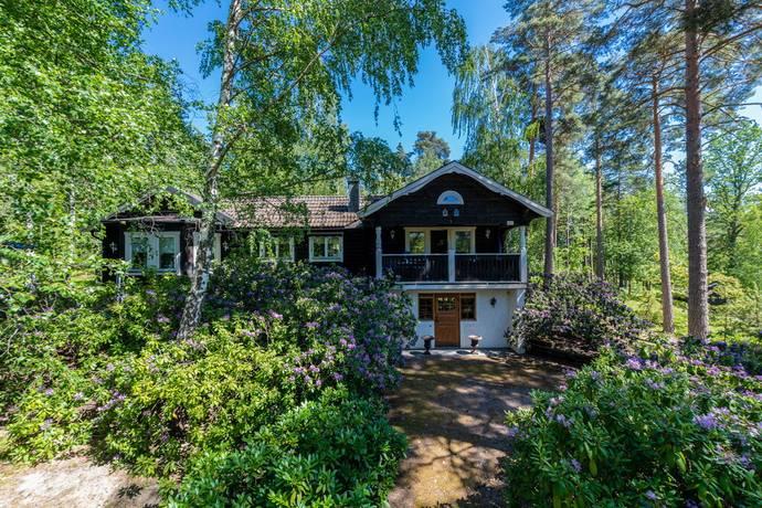 Bild: 3 rum villa på Utsiktsvägen 107, Flens kommun Orrhammar