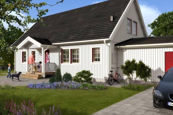 Bild: villa på Guldvägen 3, Eskilstuna kommun Stenby