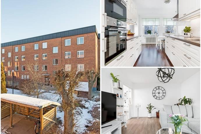 Bild: 3 rum bostadsrätt på Vasagatan 23B, Ludvika kommun LUDVIKA Centrum