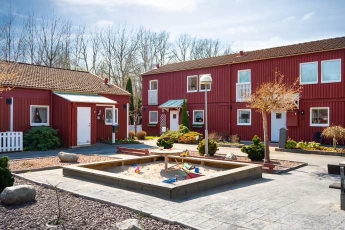 Bild: 4 rum bostadsrätt på Åbroddsgränden 25, Hässleholms kommun Stattena
