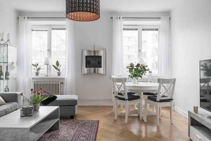 Bild: 2 rum bostadsrätt på Norrbackagatan 25A, 1 tr, Stockholms kommun Birkastan Vasastan