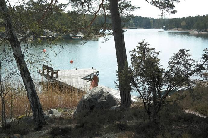 Bild: 4 rum fritidshus på Sollenkrokavägen 134, Värmdö kommun Djurö-Vindö