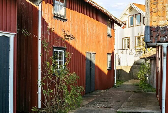 Bild: övrigt på Halva Sjöbod nr 71, Orust kommun Mollösund