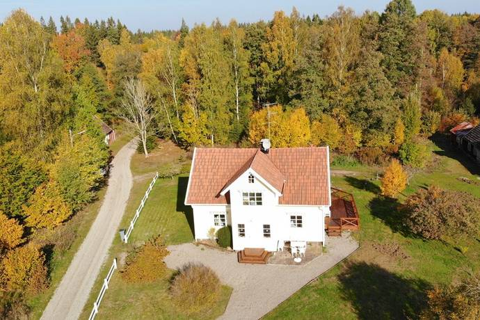 Bild: 7 rum villa på Fagerfors 4, Tingsryds kommun Fagerfors