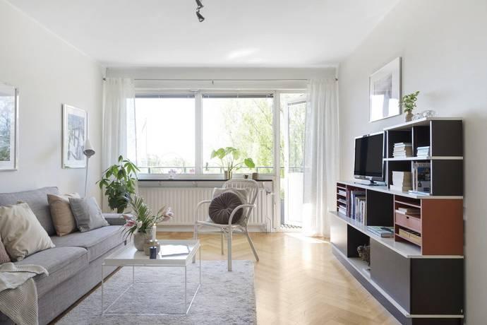 Bild: 2 rum bostadsrätt på Flöjtgatan 20, Göteborgs kommun Ruddalen