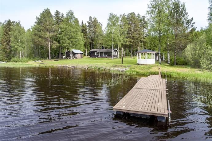 Bild: 2 rum fritidshus på Källsjön 109, Sollefteå kommun