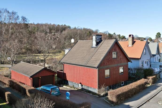 Bild: 5 rum villa på Sankt Olofsgatan 20, Göteborgs kommun Tolered