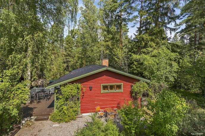 Bild: 4 rum fritidshus på Gösvägen 31, Enköpings kommun Märsön