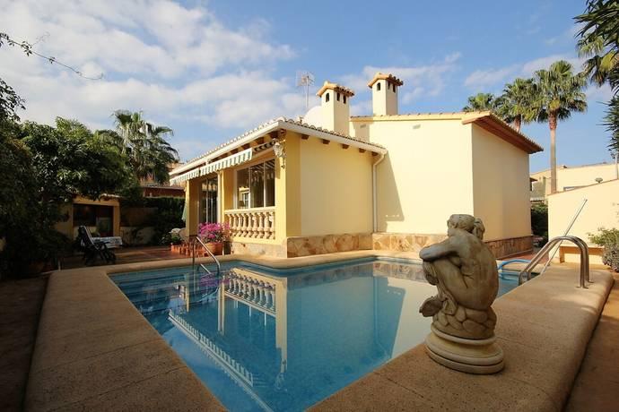Bild: 3 rum villa på Villa i Skandinavisk stil centralt i Denia, Spanien COSTA BLANCA - DENIA