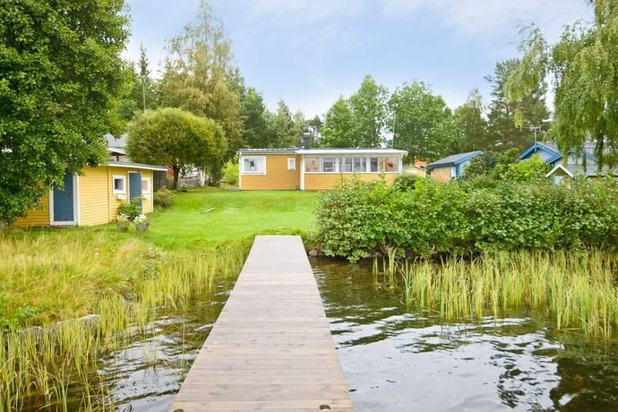 Bild: 2 rum fritidshus på Pilfinksvägen 10, Nässjö kommun Stensjön