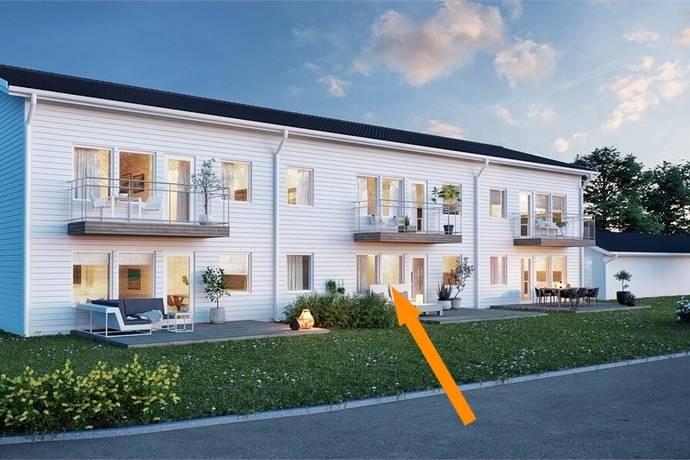 Bild: 4 rum bostadsrätt på Klackbergsvägen 70 (2 lgh), Norbergs kommun