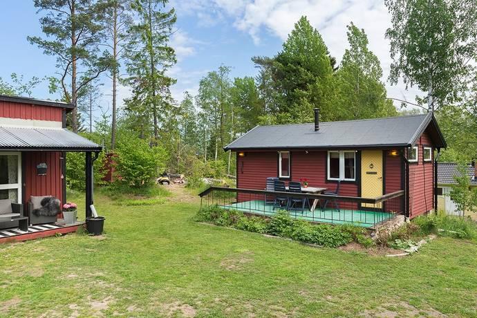 Bild: 3 rum fritidshus på Södra Röllingevägen 4, Norrtälje kommun Gräddö