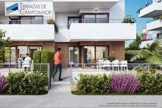 Bild: 4 rum bostadsrätt på Rymliga uteplatser!, Spanien Campoamor | Torrevieja
