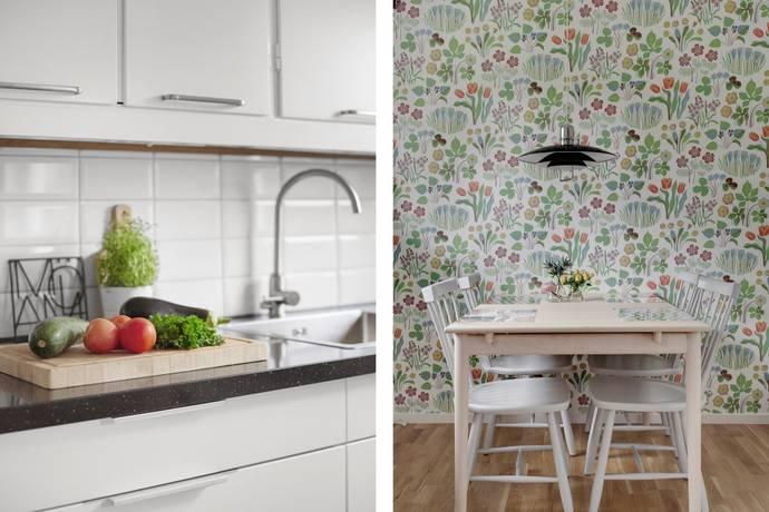 Bild: 3 rum bostadsrätt på Stöttingsgränd 20, 3tr, Stockholms kommun Västertorp/Hägerstensåsen