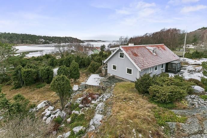 Bild: 6 rum villa på Brandshultsvägen 97, Kungsbacka kommun Särö