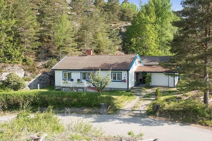 Bild: 5 rum villa på Gamla Färjevägen 2, Strömstads kommun