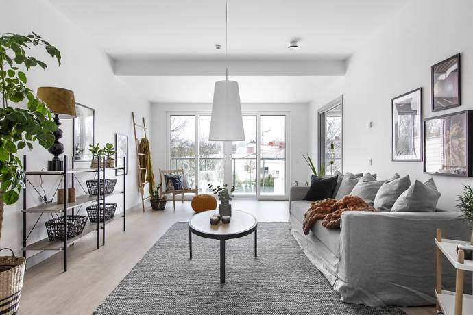 Bild: 3 rum bostadsrätt på Rosengatan 1B, Linköpings kommun Ramshäll