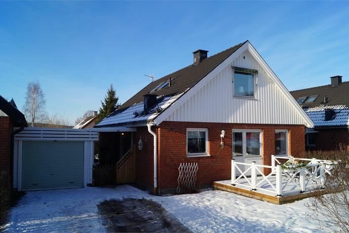 Bild: 4 rum radhus på Vällarevägen 13 A, Hagfors kommun Hagfors
