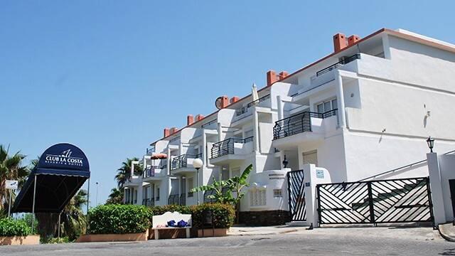 Bild: 4 rum bostadsrätt på Rahus med närhet till restauranger, affärer och stranden., Spanien Mijas Costa